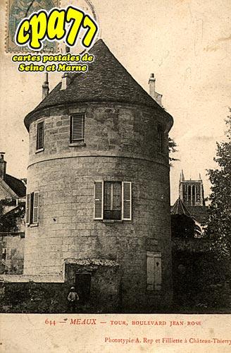 Meaux - Tour Boulevard Jean-Rose
