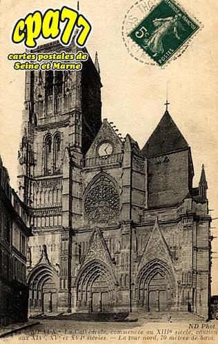 Meaux - La Cathédrale