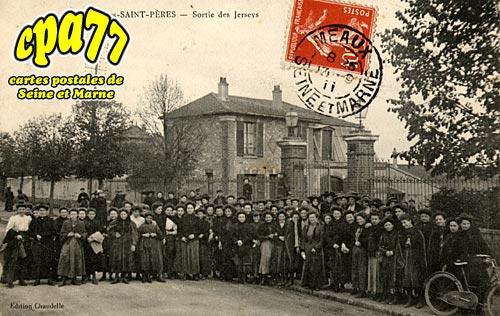 Meaux - Les Saint-Pères - Sortie des Jerseys