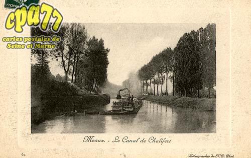 Meaux - Le Canal de Chalifert