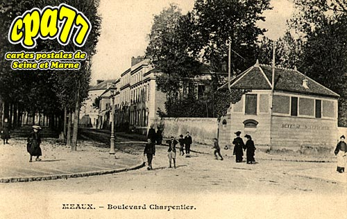 Meaux - Boulevard Charpentier