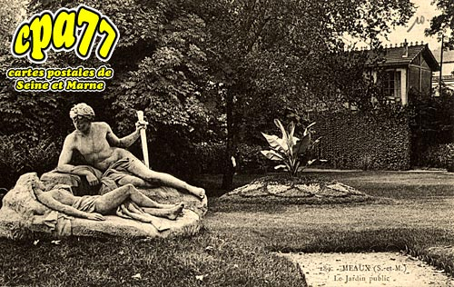 Meaux - Le Jardin Public