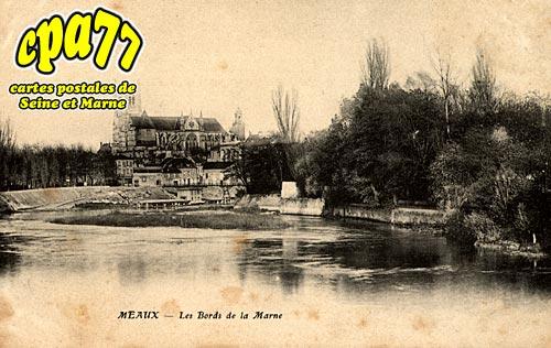 Meaux - Les Bords de la Marne