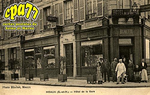 Meaux - Hôtel de la Gare