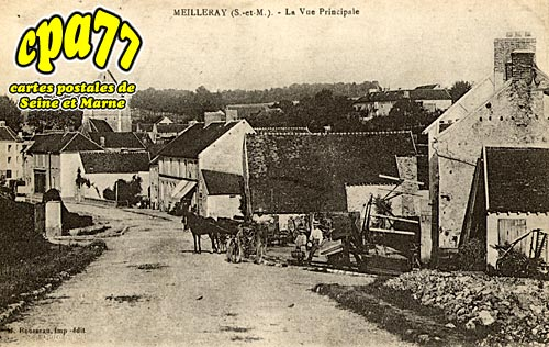 Meilleray - La Vue Principale