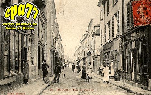 Melun - Rue de France