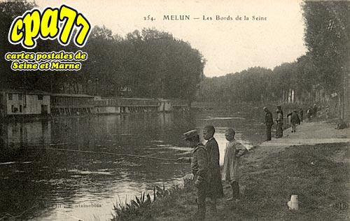 Melun - Les Bords de la Seine