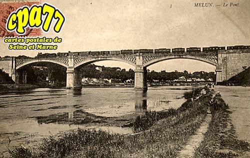 Melun - Le Pont