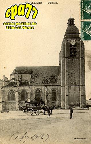 Le Mesnil Amelot - L'Eglise