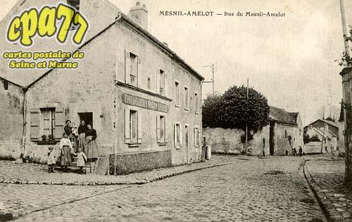 Le Mesnil Amelot - Rue de Mesnil-Amelot