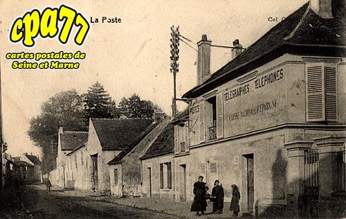 Le Mesnil Amelot - La Poste