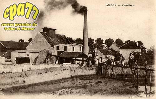 Messy - Distillerie