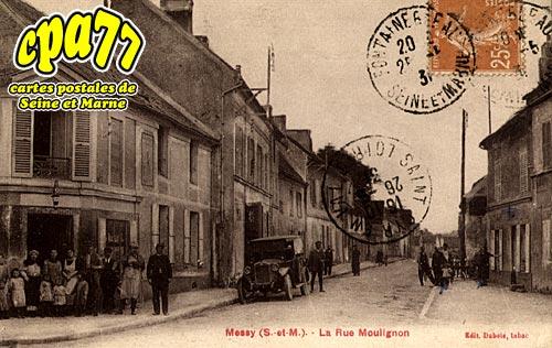 Messy - La Rue Moulignon