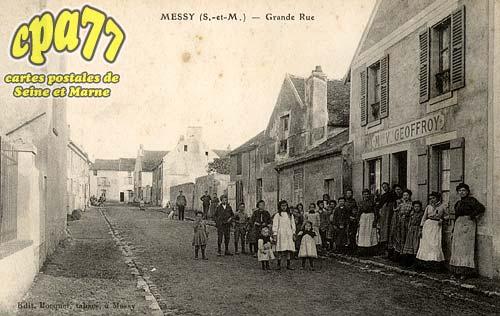 Messy - Grande Rue