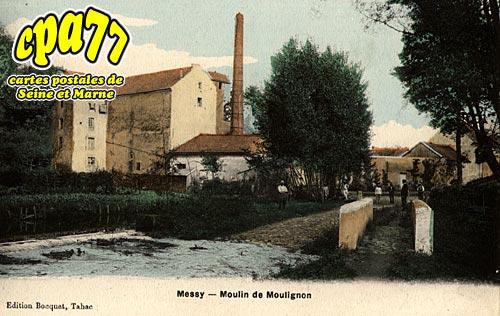 Messy - Moulin de Moulignon