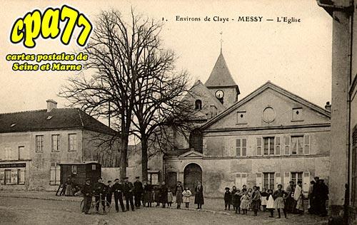 Messy - L'Eglise