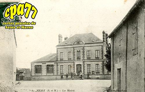 Messy - La Mairie