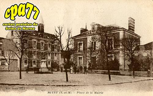 Mitry Mory - Place de la Mairie