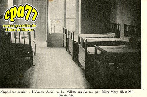 Mitry Mory - L'Orphelinat ouvrier