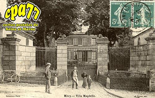 Mitry Mory - Villa Magdelin