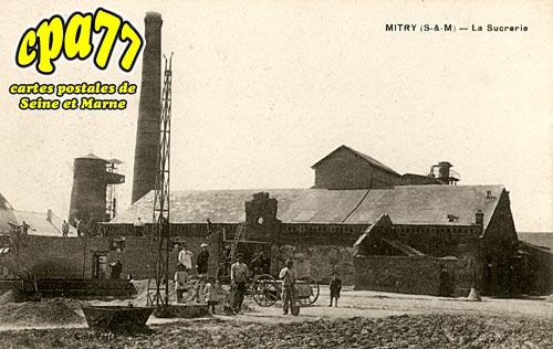 Mitry Mory - La Sucrerie
