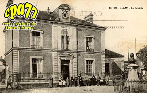 Mitry Mory - La Mairie