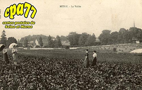 Mitry Mory - La Vallée