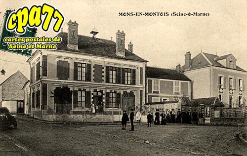 Mons En Montois - Mons-en-Montois