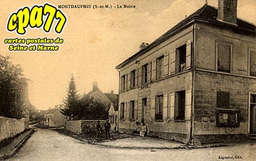Montdauphin - La Mairie