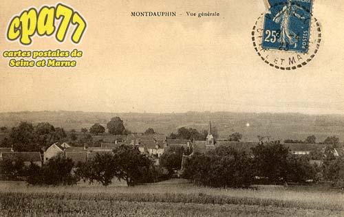 Montdauphin - Vue générale