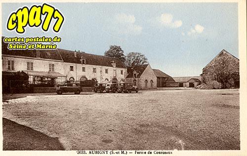 Montereau Sur Le Jard - Aubigny - Ferme de Courceaux
