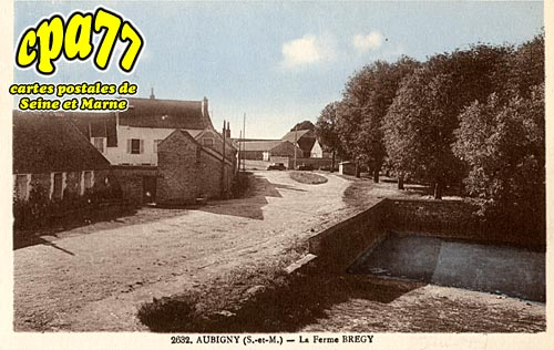 Montereau Sur Le Jard - Aubigny - La Ferme Bregy