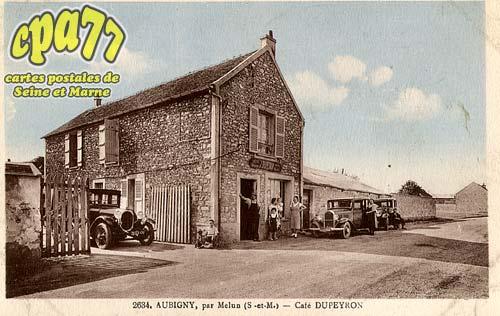 Montereau Sur Le Jard - Café Dupeyron