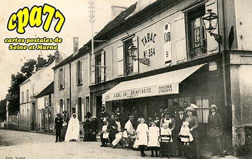 Montévrain - Avenue du Chemin de Fer