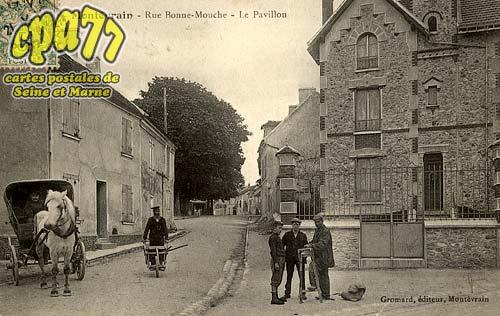 Montévrain - Rue Bonne-Mouche - Le Pavillon