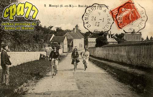 Montgé En Goële - Rue du Vieux Château