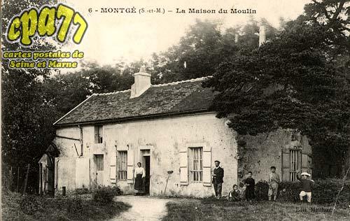 Montgé En Goële - La Maison du Moulin