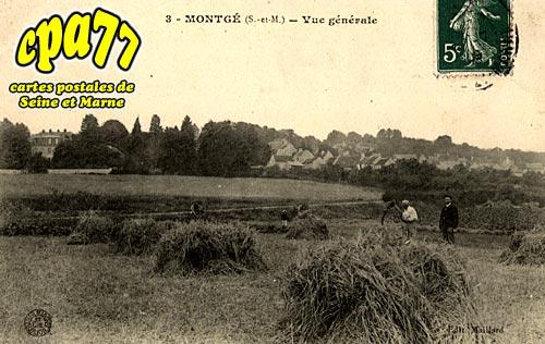 Montgé En Goële - Vue générale