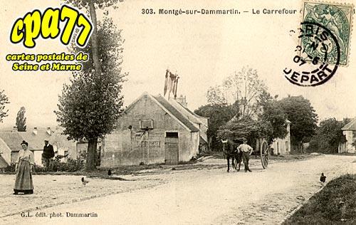 Montgé En Goële - Le Carrefour