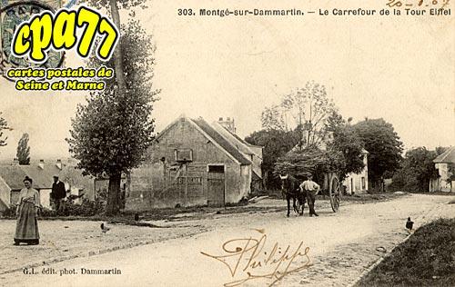 Montgé En Goële - Le Carrefour de la Tour Eiffel