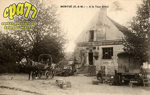Montgé En Goële - A la Tour Eiffel