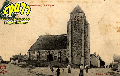 Montigny Le Guesdier - L'Eglise