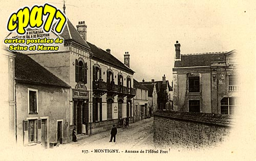 Montigny Sur Loing - Annexe de l'Hôtel Frot