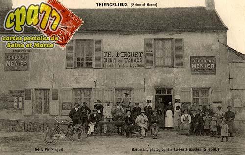 Montolivet - Thiercelieux (Seine-et-Marne)