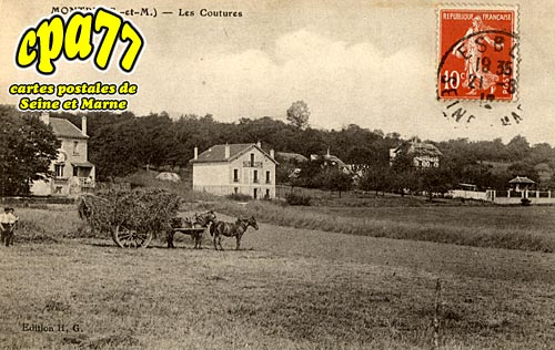 Montry - Les Coutures