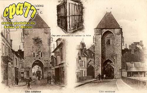 Moret Sur Loing - Porte de Bourgogne