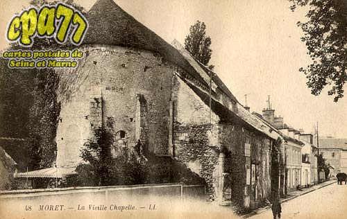Moret Sur Loing - La Vieille Chapelle
