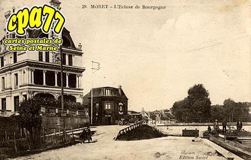 Moret Sur Loing - L'Ecluse de Bourgogne
