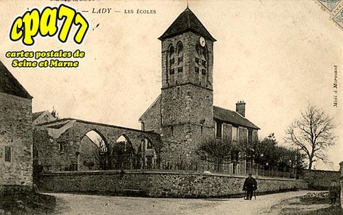 Mormant - Lady - Les Ecoles