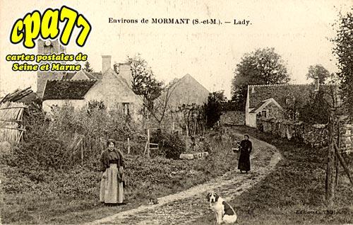 Mormant - Lady